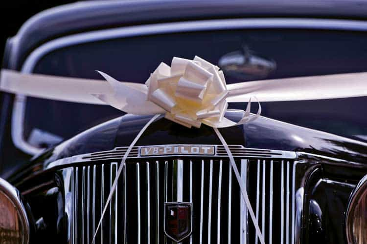Chauffeur Service For Weddings